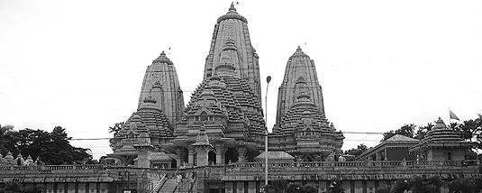 Birla Mandir (Temple) at Kolkata. Courtesy: Wikipedia
