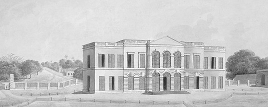 East India Company's Factory. Courtesy: Wikipedia
