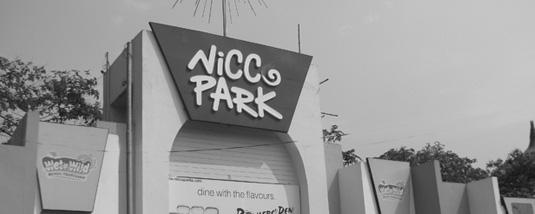 Nicco Park, Salt Lake, Kolkata