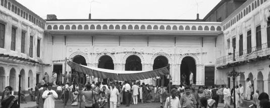 Shobhabazar Rajbari at Kolkata