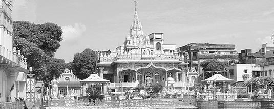 Pareswanath Jain Temple