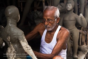 Photo 8: Concentration (Kumartuli)