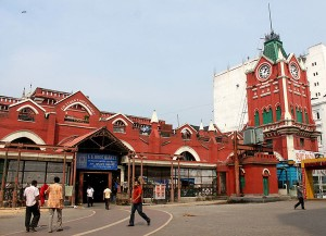 New Market, Kolkata. Courtesy: Wikipedia