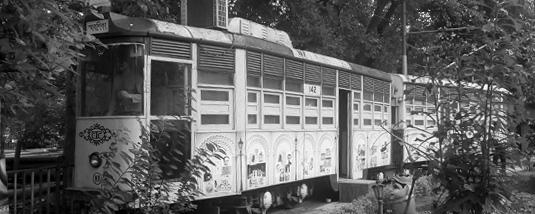 Kolkata Tram Museum
